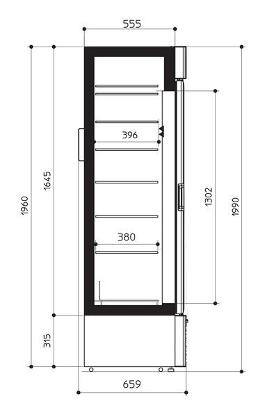 Location d 39 une armoire surgel e avec porte personnalisable - Se porte garant pour une location ...